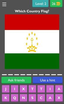 Guess The Flag of Country screenshot 3
