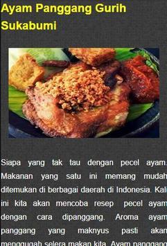 Resep Ayam Bakar Nusantara screenshot 4
