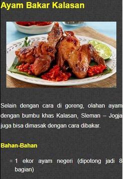 Resep Ayam Bakar Nusantara screenshot 5