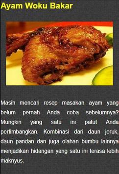 Resep Ayam Bakar Nusantara screenshot 7