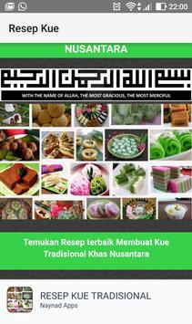 Resep Kue screenshot 5