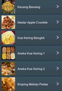 Resep Kue Lebaran screenshot 7