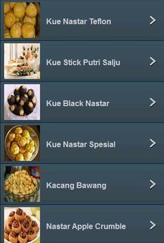 Resep Kue Lebaran screenshot 2
