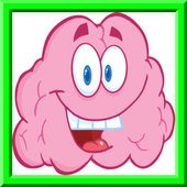 1 Word 5 Clue Brain Game icon