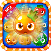 Sweet Fruit Candy 3 icon
