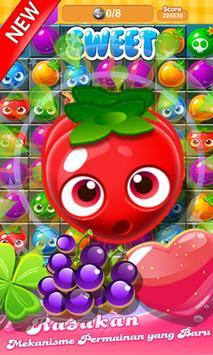 Sweet Fruit Candy 3 screenshot 1