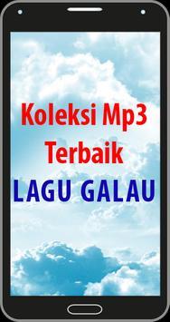 Kumpulan Lagu Galau Terbaik poster