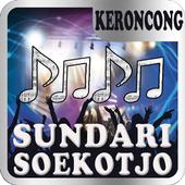 Lagu Keroncong Sundari Soekotjo icon