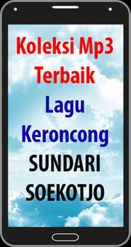 Lagu Keroncong Sundari Soekotjo poster