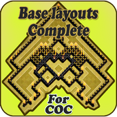 Wall Base COC Complete icon