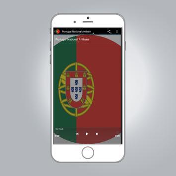 Portugal National Athem screenshot 2