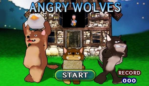 The wolf gang 3D screenshot 1