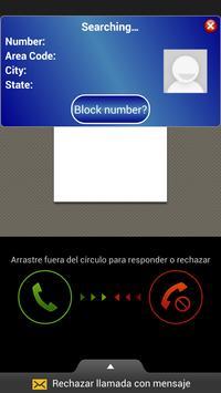 Quien me llama-Who call me screenshot 3