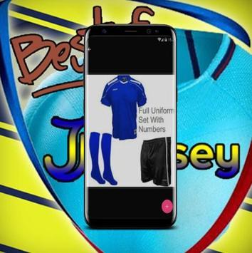 Best of Jersey Design screenshot 14