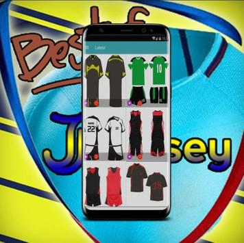 Best of Jersey Design screenshot 13