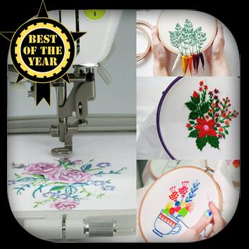 200 Latest Embroidery Design poster