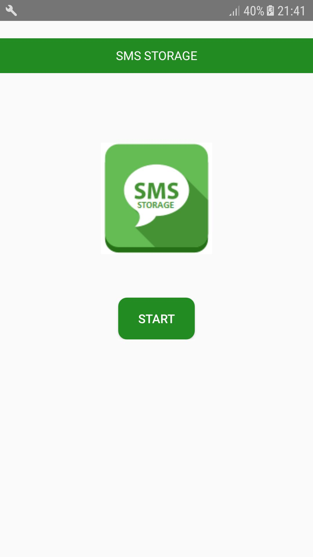 Sms Storage For Android Apk Download