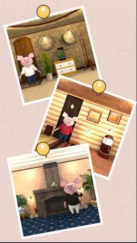 脱出ゲーム 三匹の豚 screenshot 1