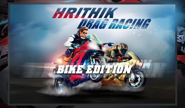 Hrithik - Drag Racing (Unreleased) poster
