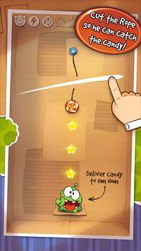 Cut the Rope FULL FREE apk screenshot