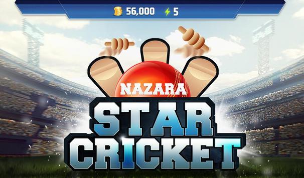 Nazara Star Cricket - India vs Sri Lanka 2017 screenshot 5