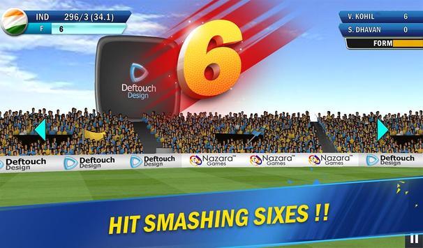 Nazara Star Cricket - India vs Sri Lanka 2017 screenshot 12