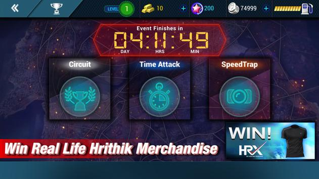Hrithik Car Racing apk screenshot