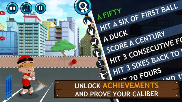 Mighty Raju Cricket screenshot 5