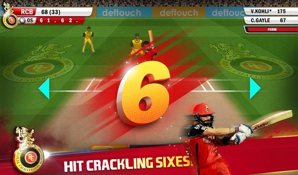 RCB Star Cricket स्क्रीनशॉट 1