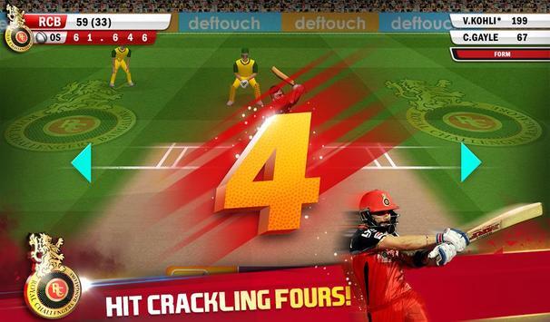 RCB Star Cricket स्क्रीनशॉट 5