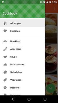 Menu Order screenshot 3