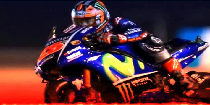 Exciting Moto Gp Racing Impressions poster