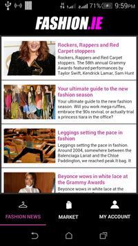 Fashion.ie apk screenshot