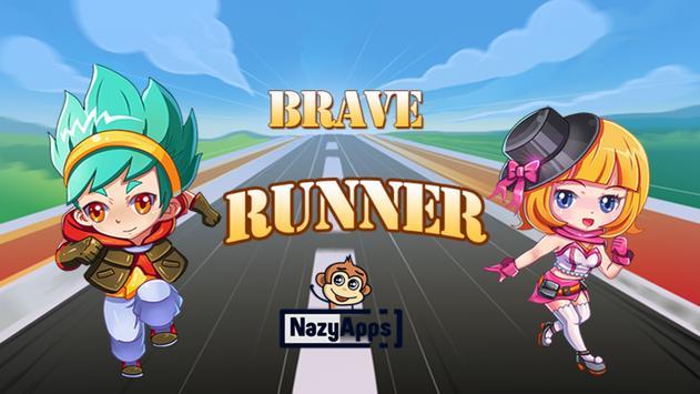 Brave Runner poster