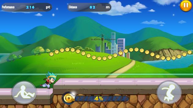 Brave Runner screenshot 1