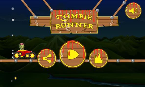 Zombie Runner poster