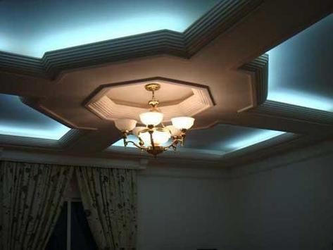 Home Ceiling Design Ideas screenshot 1