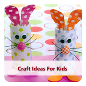 Craft Ideas For Kids icon