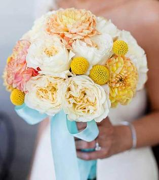 Wedding Bouquet Ideas poster