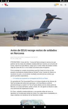 Telemundo 20 screenshot 5