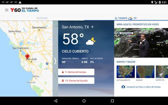Telemundo 60 San Antonio apk screenshot