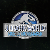 Jurassic World MovieMaker-icoon