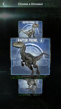 Jurassic World MovieMaker poster