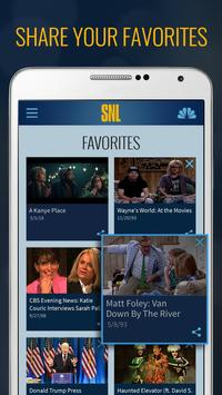 The SNL Official App on NBC screenshot 4