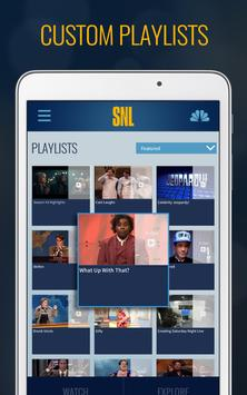 The SNL Official App on NBC screenshot 8