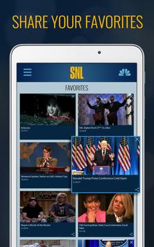 The SNL Official App on NBC screenshot 9