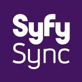 Syfy Sync icon