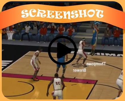 New Tips for NBA LIVE Mobile Basketball 18 poster