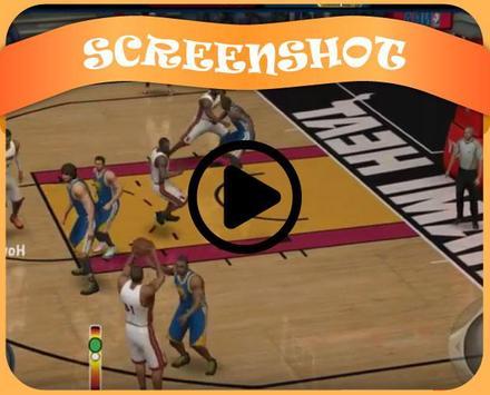 New Tips for NBA LIVE Mobile Basketball 18 screenshot 1