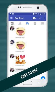 Fast for Facebook Lite screenshot 3